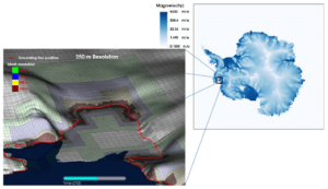An overview of the Land Ice in UKESM1